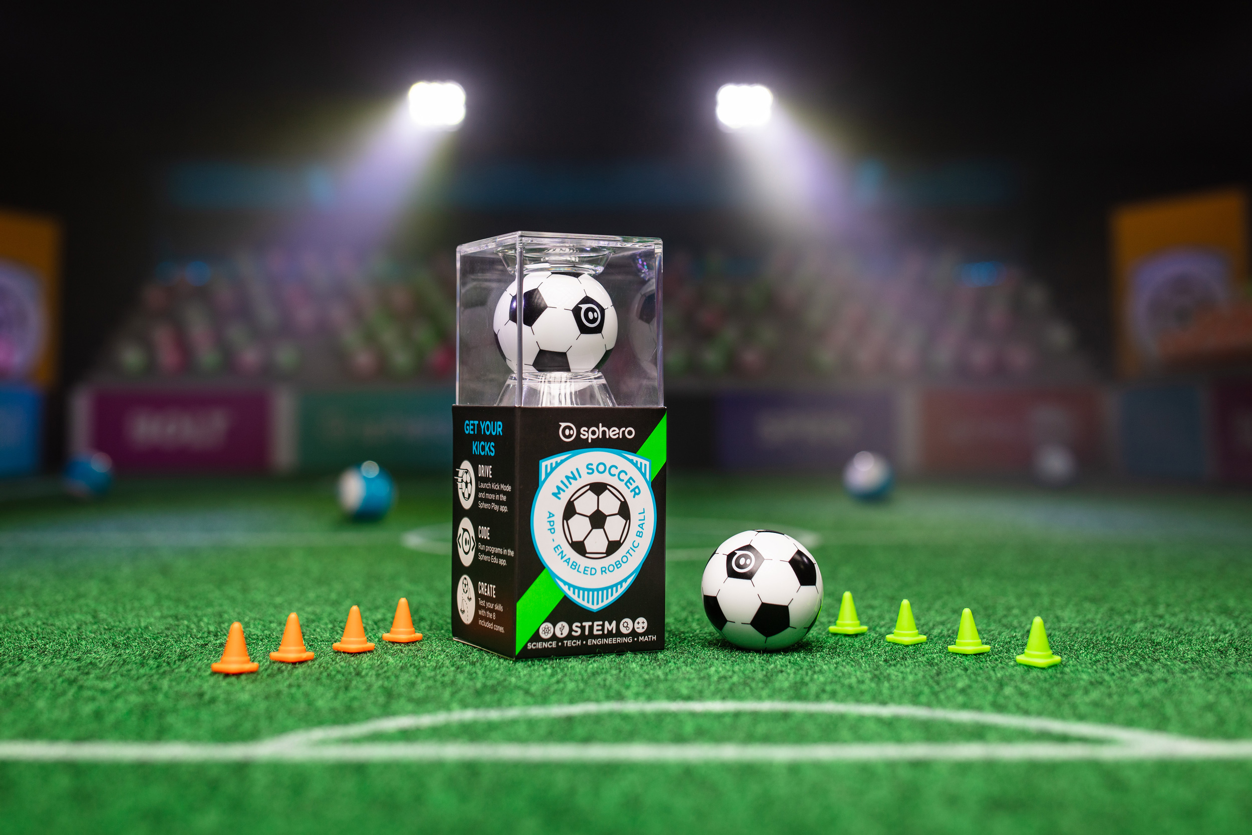 Sphero Mini Soccer Commercial Product Photo in Boulder Colorado
